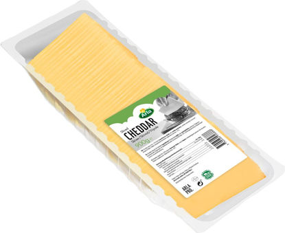 Picture of CHEDDAR SKIVAD 6X900G ARLA PRO
