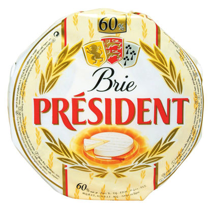 Picture of BRIE 2X1KG           PRESIDENT