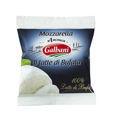 Picture of BUFFELMOZZARELLA 8X125G GALBAN