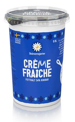 Picture of CREME FRAICHE 34% 8X0,5L