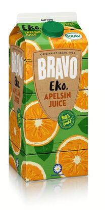 Picture of JUICE BRAVO APELS KRAV 6X1,75L