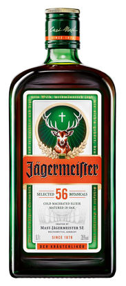 Picture of JÄGERMEISTER 35% 12X70CL