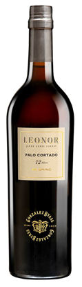 Picture of LEONOR PALO CORTADO 12Y 37,5CL