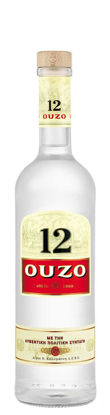 Picture of OUZO 24X35CL   38%