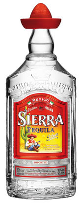 Picture of TEQUILA SIERRA SILVER 6X70CL