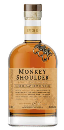 Picture of MONKEY SHOULDER MALTWHISK 70CL