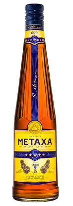 Picture of METAXA 5 STJÄRNIG   6X70CL 38%