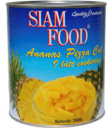 Picture of ANANAS BIT 6X3L      SIAM FOOD