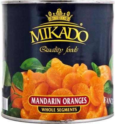 Picture of MANDARINKLYFTOR 6X2,5KG MIKIDO