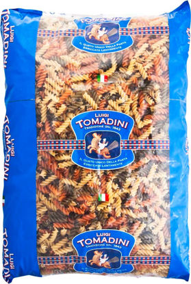 Picture of FUSILLI TRICOLORE 3X5KG