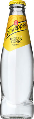 Picture of TONIC WATER INDIAN 24X25CL