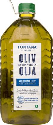 Picture of OLIVOLJA EX VIRGIN PET 4X5L