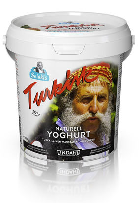 Picture of YOGHURT TURKISK 10% TYSK 6X1L