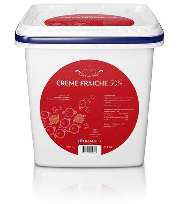 Picture of CREME FRAICHE 30% TYSK 5KG LIN