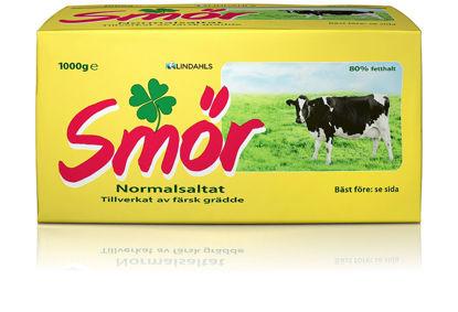Picture of SMÖR NORMALSALTAT 81% 10X1KG