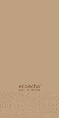Picture of SERVETT ECO BRUN 40C 1/8 5X250
