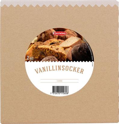 Picture of VANILLINSOCKER 2KG    EKSTRÖMS