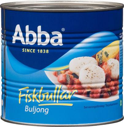Picture of FISKBULLAR BULJONG 6X2,3KG ABB