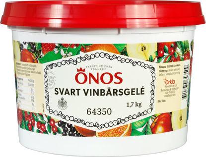 Picture of GELE SVART VINBÄR 1,7KG   ÖNOS
