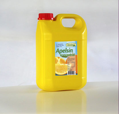 Picture of APELSINJUICE KONC 1+4 5L FRUKT