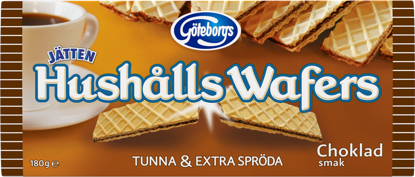 Picture of KEX WAFERS CHOKLAD 16X180G