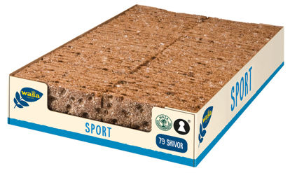 Picture of KNÄCKEBRÖD SPORT S 3X1180G WAS