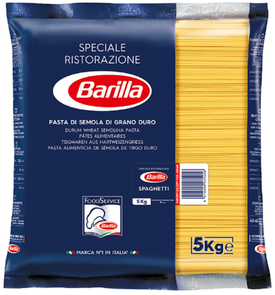 Picture of SPAGHETTI 3X5KG        BARILLA