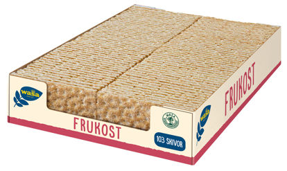 Picture of KNÄCKEBRÖD FRUKOST 3X1430G WAS