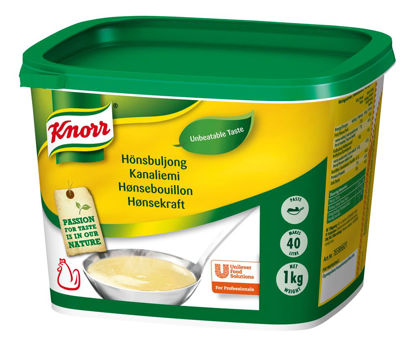 Picture of BULJONG HÖNS PASTA 2X1KG KNO