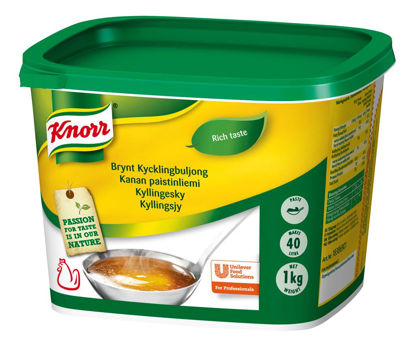 Picture of BULJONG KYCKLING BRYNT 2X1KG