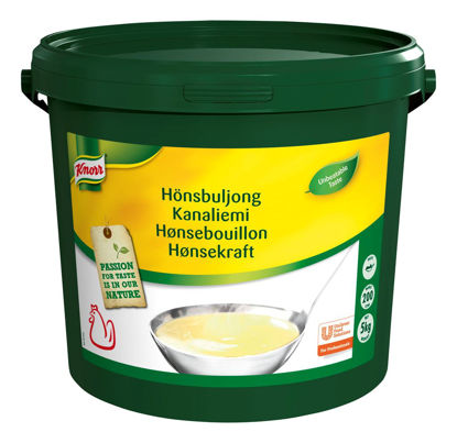 Picture of BULJONG HÖNS PASTA 5KG KNO