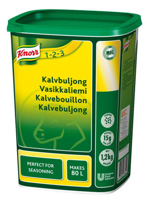 Picture of BULJONG KALV PULVER 3X1,2KG KO