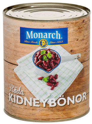 Picture of BÖNOR RED KIDNEY MONAR 6X800G
