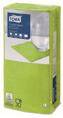 Picture of SERVETT COCTAIL LIME 12X200ST
