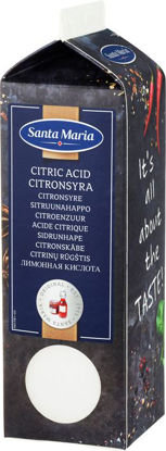 Picture of CITRONSYRA PP 6X750G