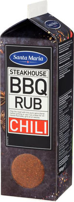 Picture of BBQ RUB CHILI PP 6X500G