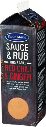 Picture of BBQ SAUCE RUB RED CH GIN 6X490