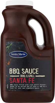 Picture of BBQ SAUCE SANTA FE 3X2160G S-M