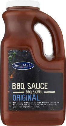Picture of BBQ SAUCE  3X2,05L         S-M