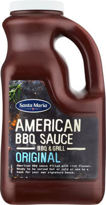 Picture of BBQ AMERICAN  3X2,36L      S-M