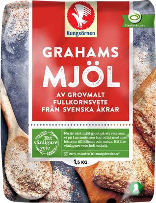 Picture of GRAHAMSMJÖL GROVMAL SE 6X1,5KG
