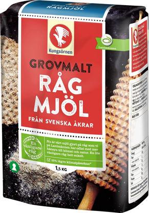 Picture of RÅGMJÖL GROVT SE 6X1,5KG