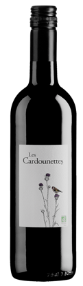 Picture of LES CARDOUNETTES ROUGE1612X75