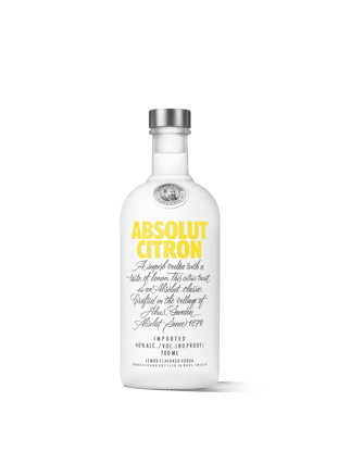 Picture of ABSOLUT CITRON  12X70CL    40%