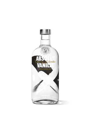 Picture of ABSOLUT VANILIA 12X70CL    40%