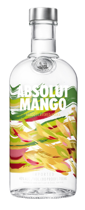 Picture of ABSOLUT MANGO   12X70CL  40%