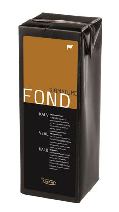 Picture of FOND KALV SIGNATURE 6X1L OSCAR