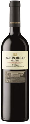 Picture of BARON DE LEY RESERVA TE12X75CL