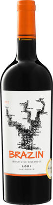 Picture of BRAZIN OLD ZINFANDEL 12X75CL