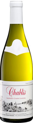 Picture of GROSSOT CHABLIS 12,5% 12X75CL